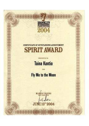 SPIRITS AWARD2
